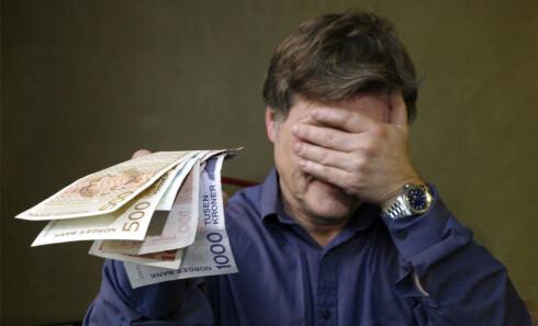 Det  holder ikke at jobben er verdt mindre enn 10.000 kroner. Du må også forsikre deg om at det ikke er å regne som næringsvirksomhet.  Foto: PER ERVLAND