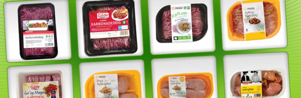 Kiwi setter prisene ned på rundt 200 matvarer. Kampanjen gjelder i nesten fire måneder. Foto: Kiwi.no
