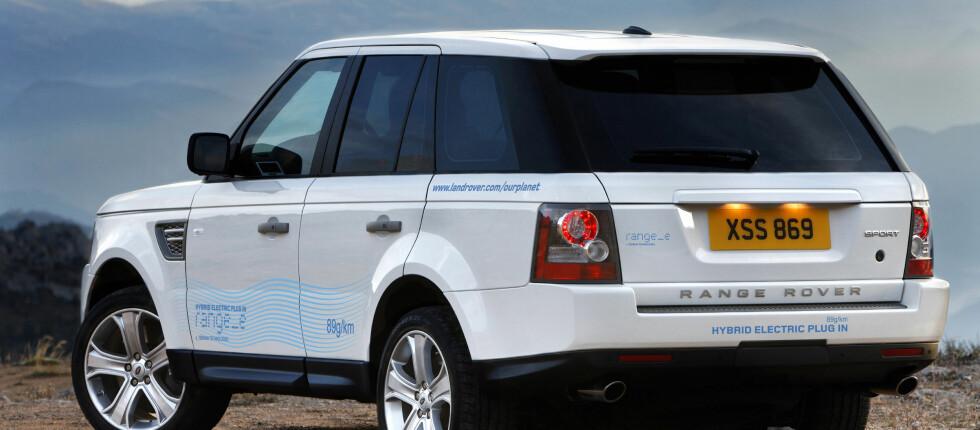 Overraskende Range Rover