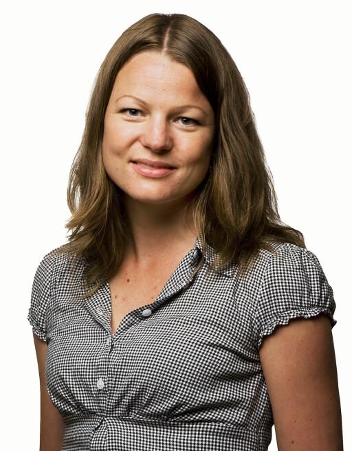 Charlotte Erikstad, kommunikasjonsrådgiver i Netcom