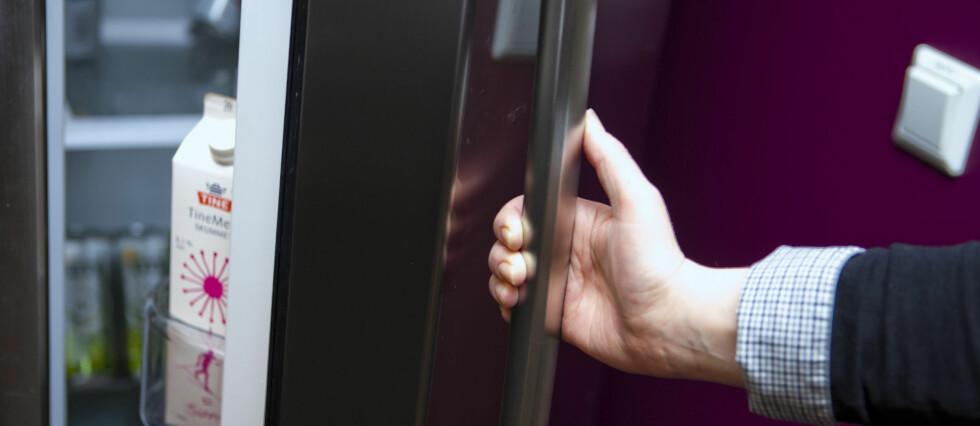 Mange glemmer å sjekke hvordan håndtaket virker. Dette er spesielt viktig for dem med små barn, eller dem som har nedsatt bevegelighet eller styrke i armene. Disse bør velge fast dørhåndtak. Foto: Per Ervland