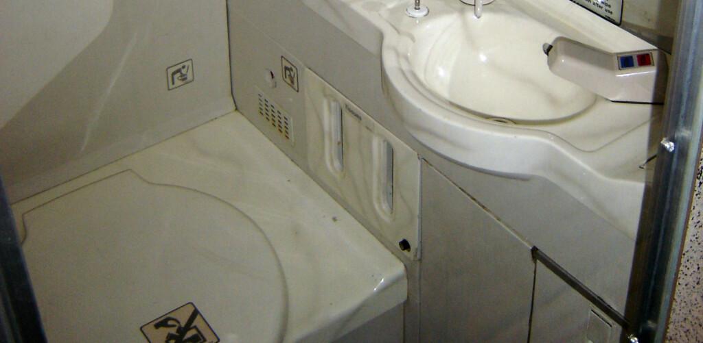 Det er mange som ikke gidder å vaske hendene, selv om de blir oppfordret til det. Men i visse tilfeller hjelper det dårlig å vaske hendene når dørhåndtaket allerede er infisert med ekle bakterier. Foto: Wikimedia Commons