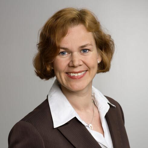 Sofie Bruun er pressetalskvinne ved Oslo Lufthavn.