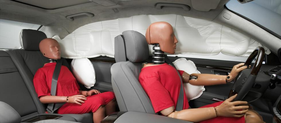 Bilbelte er det viktigste sikkerhetsutstyret i bilen, vel å merke, hvis du bruker det.