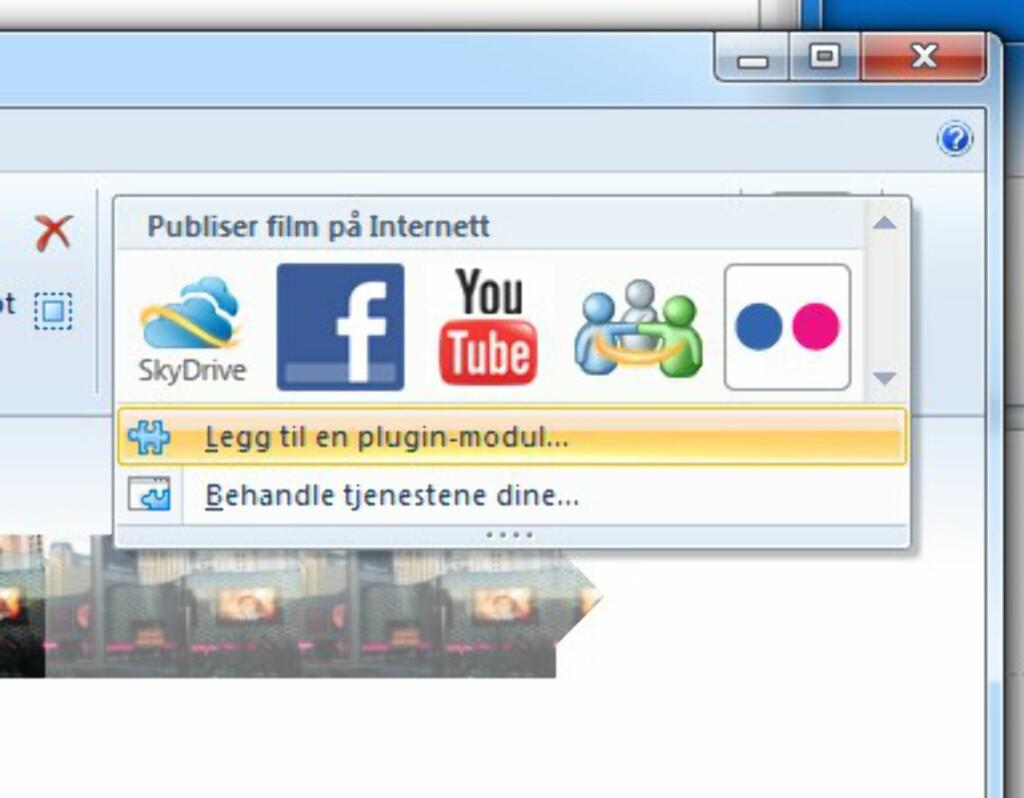 image: Windows Movie Maker 2011