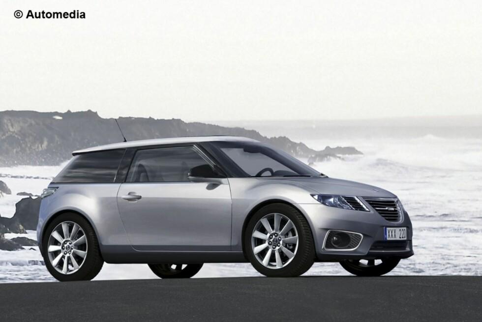 Saab mot Mini & Co