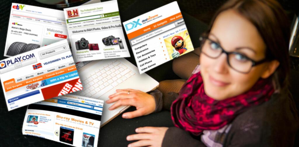 Forbrukerombudet får meldinger om feil i lagerstatus og leveringstid hos norske nettbutikker. (Bildet er kun en illustrasjon.)