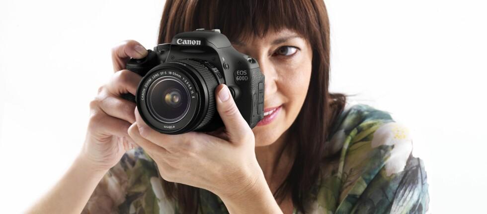 Canon slipper EOS 600D, 1100D og nye kompaktkameraer