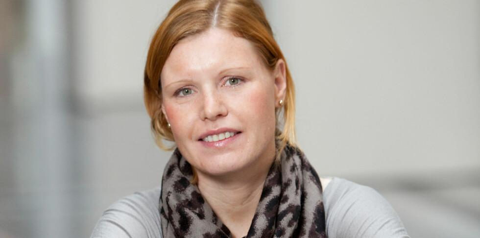 - Pass på at begge partene i parforholdet har en egen pott de kan bruke til hva de vil, råder forbrukerøkonom Christine Warloe i Nordea. Foto: Nordea