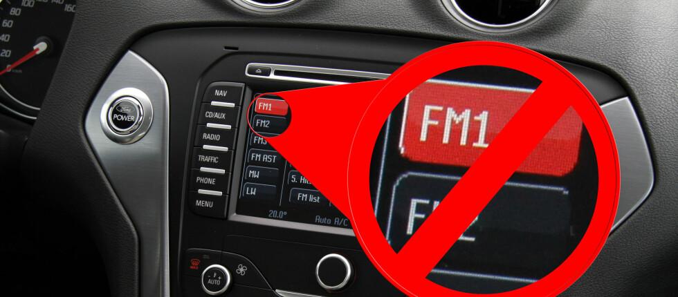FM-radioen skal dø
