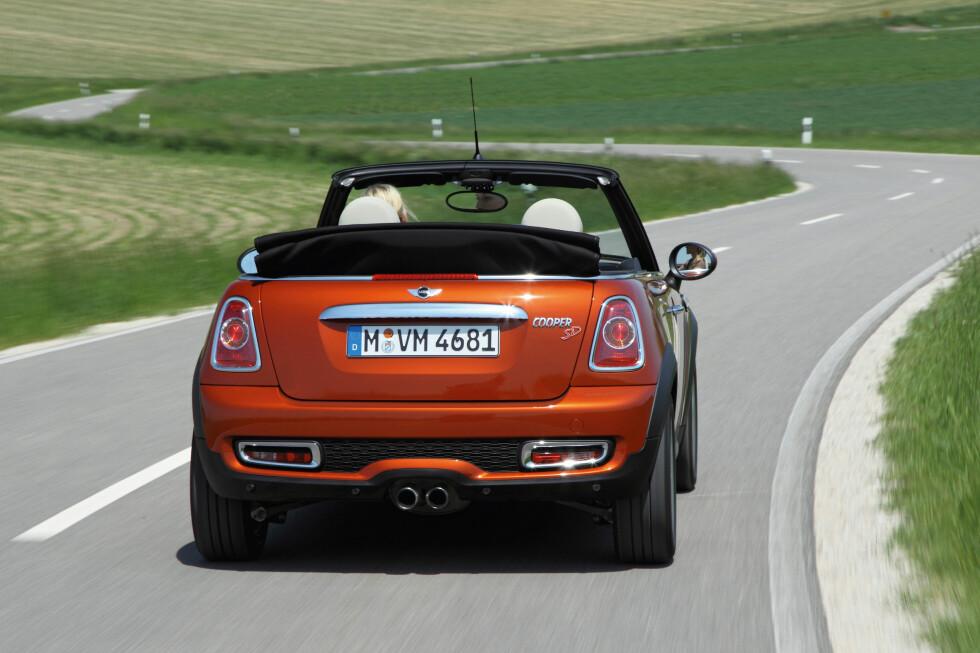 Mini Cooper SD Convertible  Foto: Mini