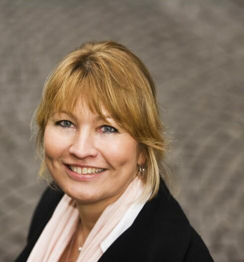 Helen Begby er informasjonssjef i Apollo. Foto: Apollo