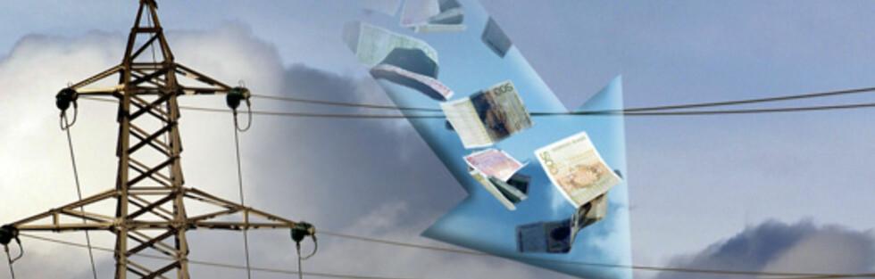 NETTLEIE: Priskutt i vente for 66.000 strømabonnenter. Foto: Per Ervland