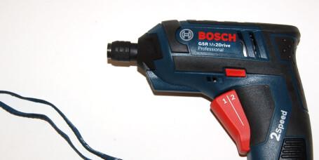 Test: Bosch GSR Mx2Drive
