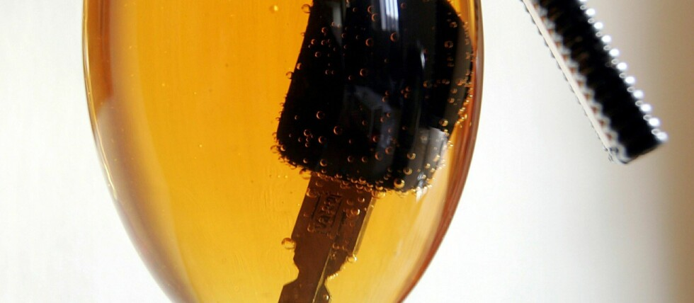 IKKE KJØRBAR? Har du promille, starter ikke bilen ved hjelp av en alkolås.  Foto: Colourbox.com