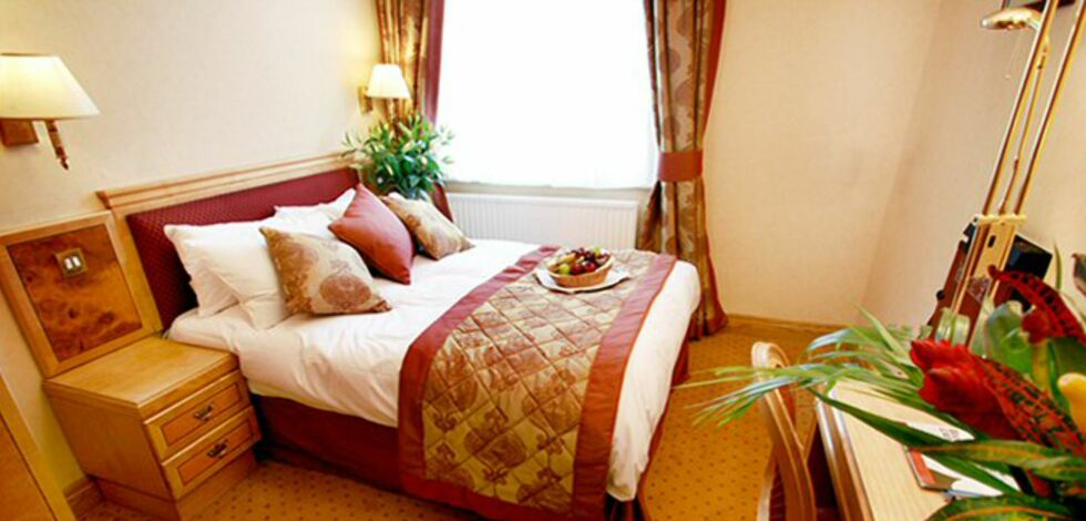 image: Sjekk inn: Grange Langham Court Hotel