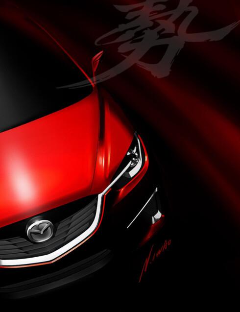 Kodo-design: Mazda Minagi Foto: Mazda