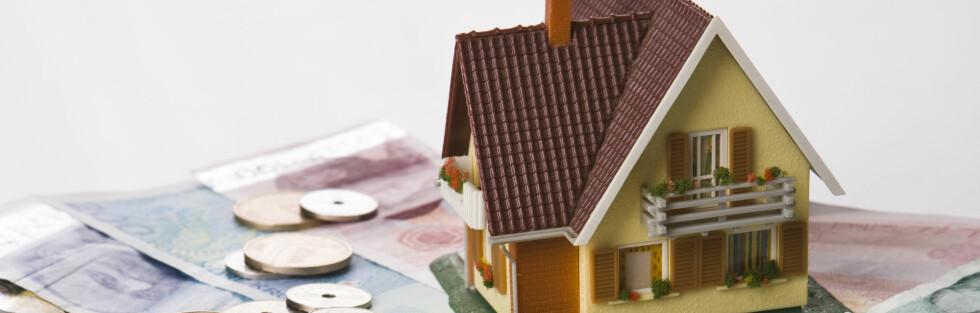 Etablerte par brukte i 2010 kun seks prosent av disponibel inntekt på renteutgifter.  Foto: COLOURBOX