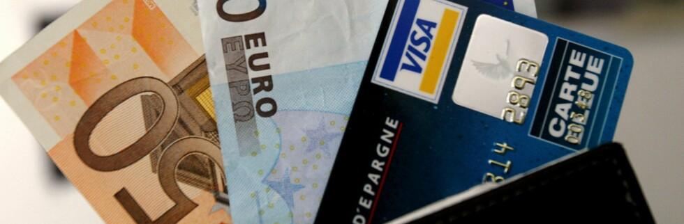 Euroen koster godt under åtte kroner nå, viser de nyeste valutatallene fra Norges Bank. Foto: Colourbox.com