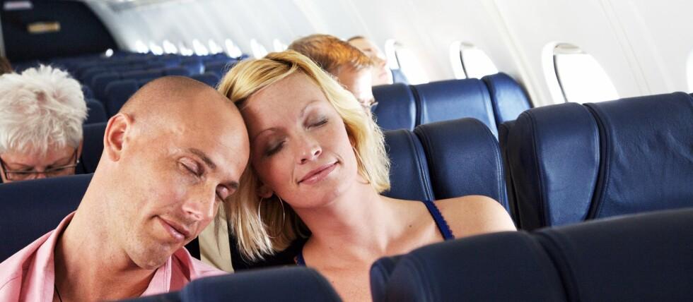 Luftfartstilsynet har utsendt forbud mot det britiske selskapet Mile High Flights, som tilbød elskovssyke en liten tur på himmelen.  Foto: Colourbox