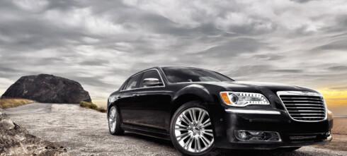 Ny Chrysler 300