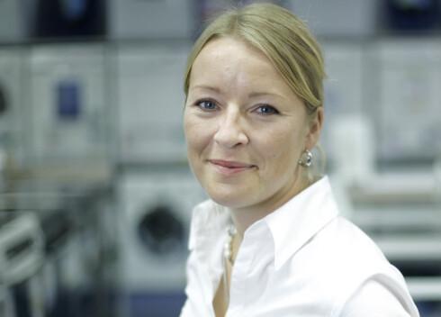 Åshild Indresøvde, informasjonssjef i  Elkjøp Foto: Elkjøp