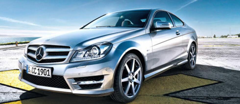 Fersket: Mercedes C-Klasse Coupé