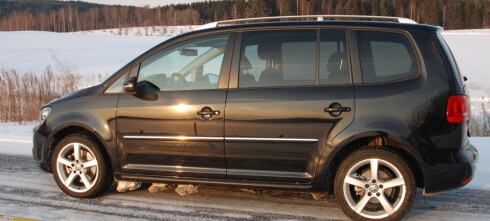 TEST: VW Touran, en folkebil
