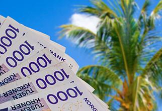 Vil bruke mer penger i ferien