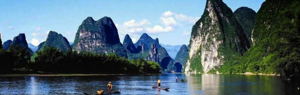 Foto: Tourism China