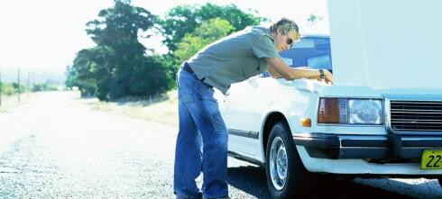 Kom deg vekk fra bilen