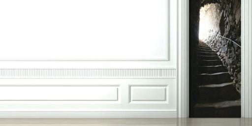 image: Lei av de gamle dørene?