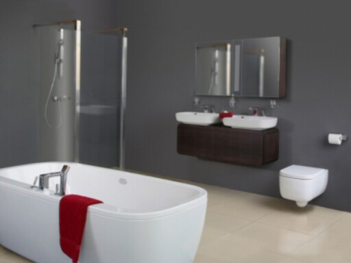 Vegghengte toaletter kan ha langt kortere levetid enn ordinære vannklosetter. Foto: iStockphoto.com