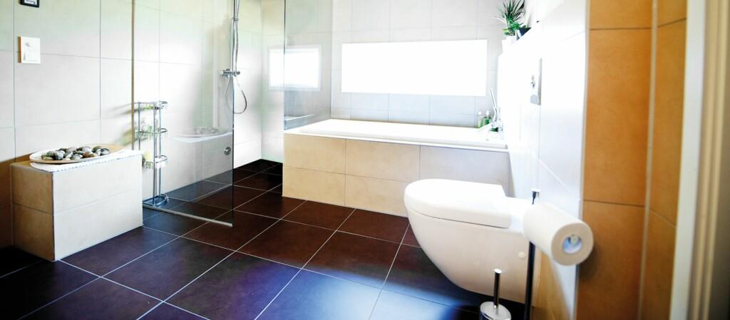 <b>Hva tror du ryker først?</b> Pakninger i toalettcisterner og kraner er svake punkter, men generelt er det armatur som har kortest levetid.  Foto: Mimikk