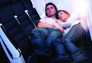 Flere flyselskaper vil ha soveseter på økonomiklasse