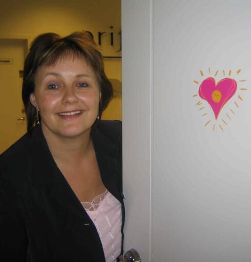 Charlotte Sagvik er markedsansvarlig i City Maid.  Foto: City Maid