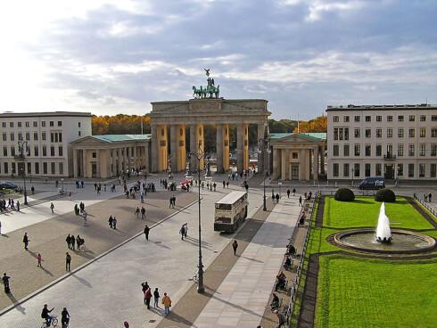 Brandenburger Tor er antagelig Berlins største attraksjon, men besøkstall registreres ikke. Foto: Axel Mauruszat