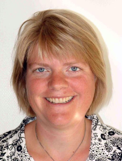 Helga Festøy, Seksjonssjef i Statens Legemiddelverk Foto: Legemiddelverket