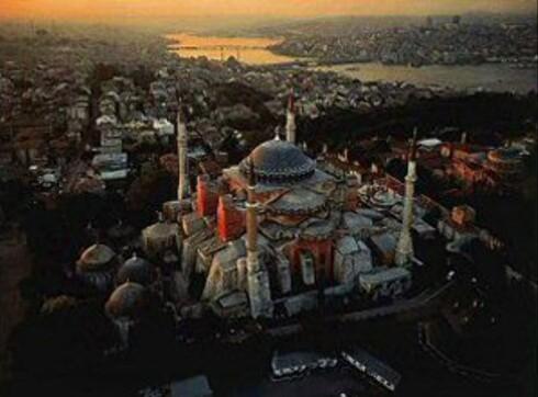 Istanbul er en spennende storby der øst møter vest. Foto: Selim Guler