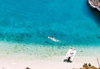 Albania - heteste reisemål i 2011