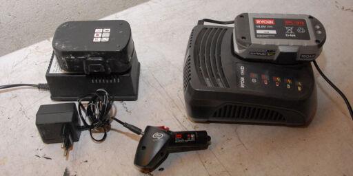 image: Hvordan behandler du batteriene?