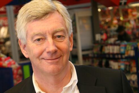 Thomas Angell, direktør Handel i HSH. Foto: Virke