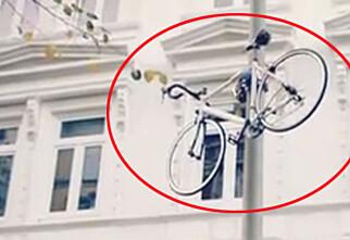 En sykkeltyvs verste mareritt?