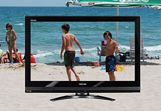 Toshibas nye TV virker ved strømbrudd