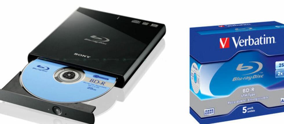 LTH: Billige Blu-ray plater