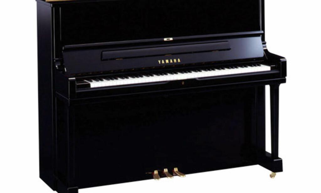 Yamaha akustisk piano