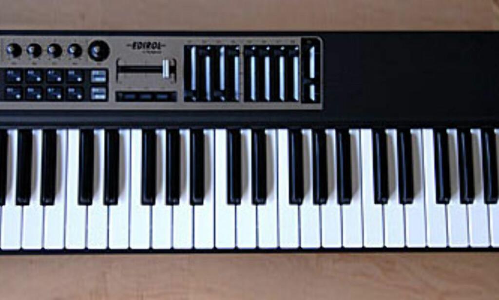 Roland USB-keyboard