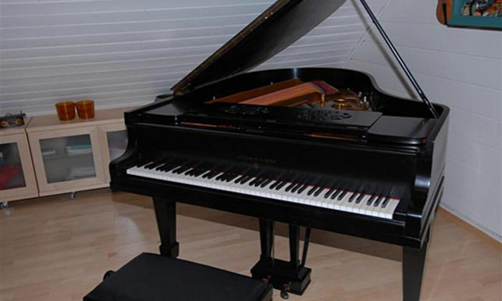 image: Et hjem med klaver?