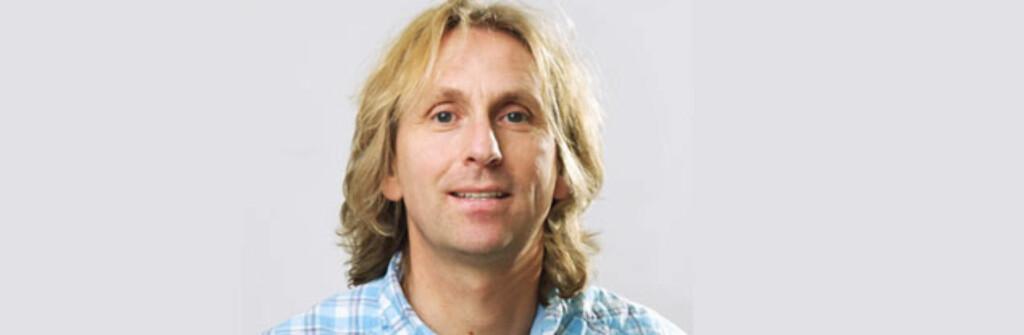 LOTTOMILLIONÆR BLE GRÜNDER: Øystein Reed Bratten vant én million i Lotto i 2006. Han brukte pengene på å starte opp egen bedrift. Foto: Nfoto.no