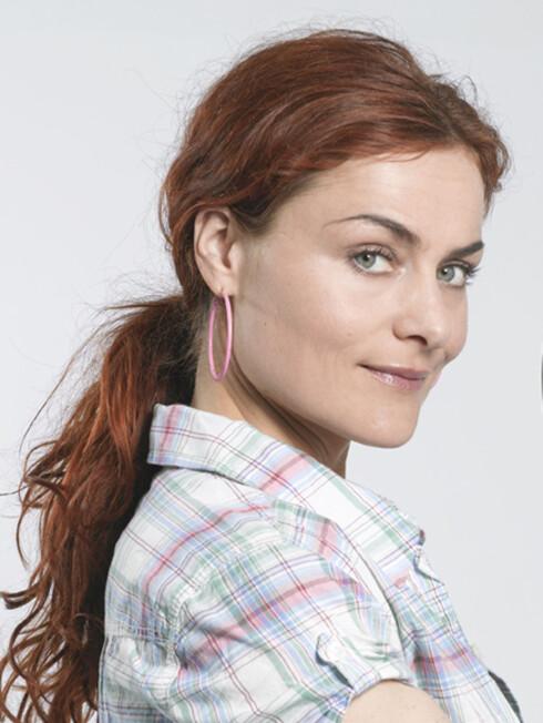 Signe Schineller er en erfaren interiørstylist og loppemarkedgjenganger. Du kan også se henne transformere skrot til nye møbelskatter på TV2s God Morgen Norge, og som stylist i TVNorges Sinnasnekker'n Foto: June Witzøe